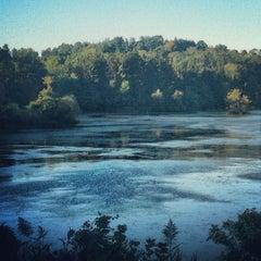 Photo taken at Tarrytown Lakes by Johanna W. on 9/10/2012