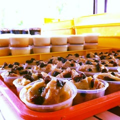 Photo taken at Restoran Hatinie by Wan A. on 7/21/2012