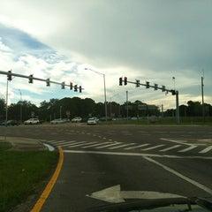 Photo taken at 4th Street & Gandy Blvd by TEC I. on 7/17/2012