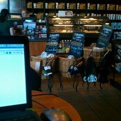 Photo taken at Starbucks by Gabe G. on 4/19/2012