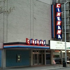 Photo taken at Cinerama by Kennedy S. on 4/26/2012