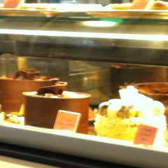 Photo taken at Patisserie Valerie by Luis M. on 6/27/2012