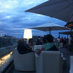 Photo taken at Alaire Terrace Bar by Anna R. on 6/10/2012