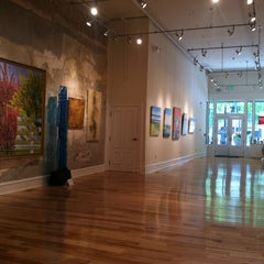 Photo taken at Mahler Gallery by Katy D. on 8/3/2012