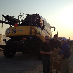 Photo taken at Farm Progress Show by Tara C. on 8/28/2012
