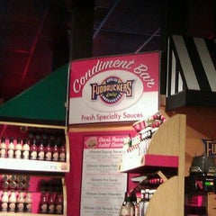 Photo taken at Fuddruckers by Stephen G. on 3/22/2012
