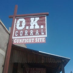 Photo taken at O.K. Corral by Eric V. on 5/26/2012