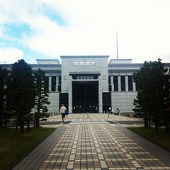 Photo taken at 岡山県運転免許センター by asapio on 5/11/2012