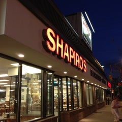 Photo taken at Shapiro's Delicatessen by Drink S. on 8/16/2012