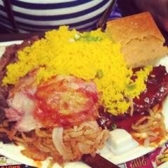 Photo taken at Dallas BBQ by Fernando V. on 5/20/2012