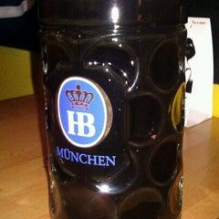 Photo taken at Old German Beer Hall by Landon B. on 4/20/2012