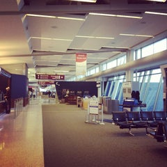Photo taken at Concourse D by Stephen F. on 3/12/2012