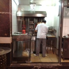 Photo taken at Al Sham Rose Restaurant ( Arabic And Syrian Food) by Abdul Wahab Y. on 3/10/2012