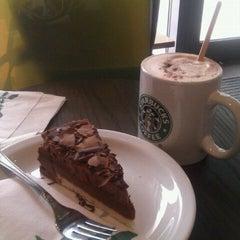 Photo taken at Starbucks by Perri on 3/9/2012