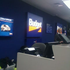 Photo taken at Budget Car Rental by Kim K. on 2/20/2012