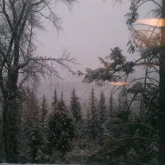 Photo taken at Aspen Meadows Resort by Christian K. on 3/1/2012