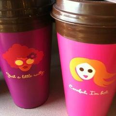 Photo taken at Coffee Phix Café by Jill S. on 9/9/2012