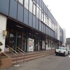 Photo taken at 辰野駅 (Tatsuno Sta.) by sonoko n. on 3/22/2012