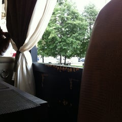 Photo taken at Аэро Кафе by Natalya B. on 6/15/2012