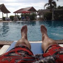 Photo taken at Blue Andaman Lanta Resort by Matt M. on 6/19/2012
