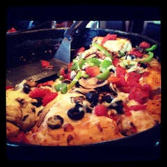 Photo taken at BJ's Restaurant and Brewhouse by soldforfree a. on 8/5/2012