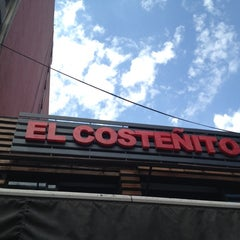 Photo taken at El Costeñito by Diana O. on 6/28/2012