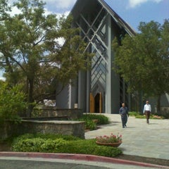 Photo taken at SkyRose Chapel by Abigail L. on 4/27/2012