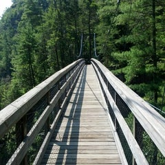 Photo taken at Tallulah Gorge State Park by Scott S. on 7/6/2012
