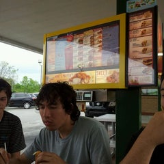 Photo taken at SONIC Drive In by Jim M. on 4/18/2012