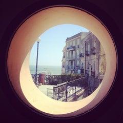 Photo taken at Café delle Arti by lapitzi on 8/18/2012