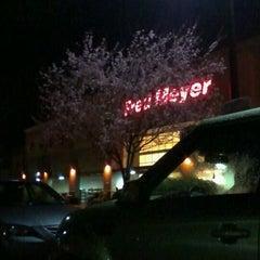 Photo taken at Fred Meyer by Gleiva V. on 3/14/2012