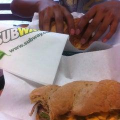 Photo taken at Subway by David G. on 5/9/2012