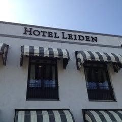 Photo taken at Van der Valk Hotel Leiden by Kees V. on 5/19/2012