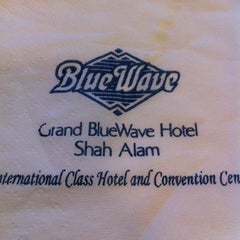 Photo taken at Grand BlueWave Hotel by andery M. on 4/26/2012