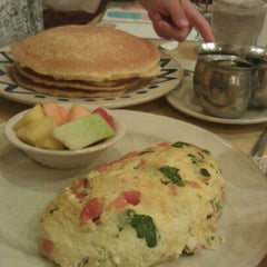 Photo taken at Juicy-O Pancake House by Christian H. on 9/1/2012