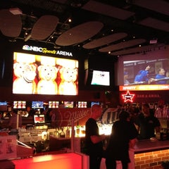 Photo taken at NBC Sports Arena at XFINITY Live! Philadelphia by Jimmer S. on 5/8/2012