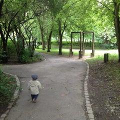 Photo taken at Elthorne Park by Siim T. on 6/14/2012
