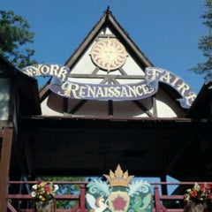 Photo taken at New York Renaissance Faire by Beth B. on 9/1/2012