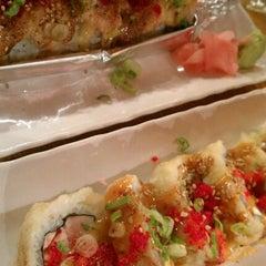 Photo taken at Sushi Zen by Emilie C. on 9/2/2012