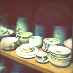 Photo taken at Bottle Shop Antiques by Heidi H. on 8/16/2012
