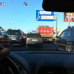 Photo taken at Пионерская улица by Кирилл К. on 5/4/2012