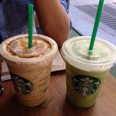 Photo taken at Starbucks by Ilah on 6/23/2012