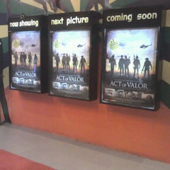 Photo taken at SM Cinema North Edsa (The Block) by Rey B. on 7/10/2012