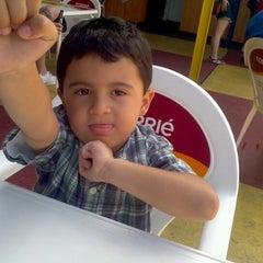 Photo taken at El Pastor Restaurant by John C. on 7/21/2012