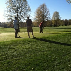 Photo taken at Railside Golf Club by Audra B. on 4/4/2012