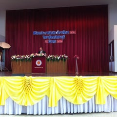Photo taken at เทคนิคสระบุรี by ADay K. on 3/23/2012