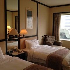 Photo taken at Crowne Plaza Shanghai | 上海银星皇冠酒店 by Maruyama T. on 6/10/2012