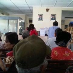 Photo taken at kantor pos gondolayu by tantri a. on 4/4/2012