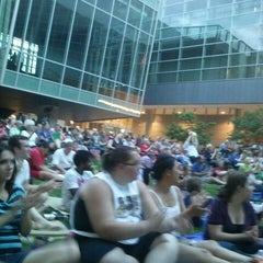 Photo taken at Holland Performing Arts Center by Kara K. on 7/21/2012