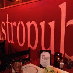 Photo taken at Brix & Stone Gastro Pub by Dustin B. on 7/7/2012